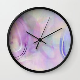 Blueberry Trifle Wall Clock