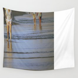 2's at the Beach Wall Tapestry