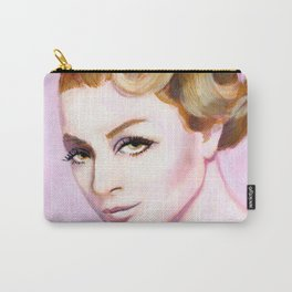 Sixties girl with bouffant Carry-All Pouch