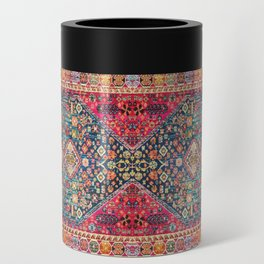 N131 - Heritage Oriental Vintage Traditional Moroccan Style Design Can Cooler