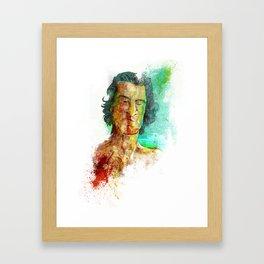 Max Cady Framed Art Print