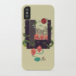 A World Within iPhone Case