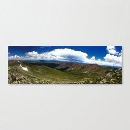 Wheeler Peak in July Canvas Print