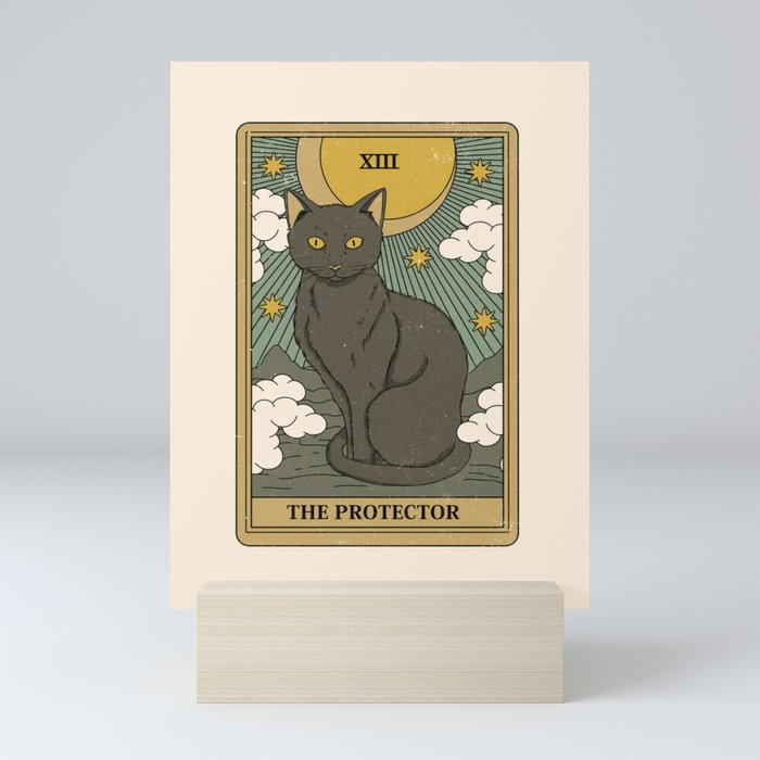 The Protector Mini Art Print
