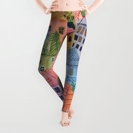 Summer City Leggings