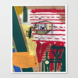 Pog Afterlife (Panel #8) Canvas Print