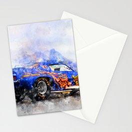 Jim Liberman, Jungle Jim Stationery Cards
