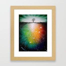 """""""Yggdrasil"""" Framed Art Print"""