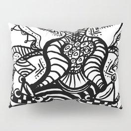 Oh My Goddess Pillow Sham