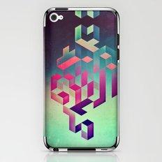 isyhyrtt dyymyndd spyyre iPhone & iPod Skin