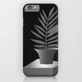 Lola Pot #2 Black iPhone Case