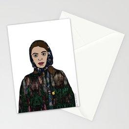 No Ban No Wall | Art Series - The Jewish Diaspora 004 Stationery Cards