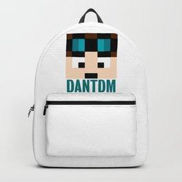 DANTDM Graphic Crystal Backpack