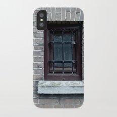 Window Slim Case iPhone X