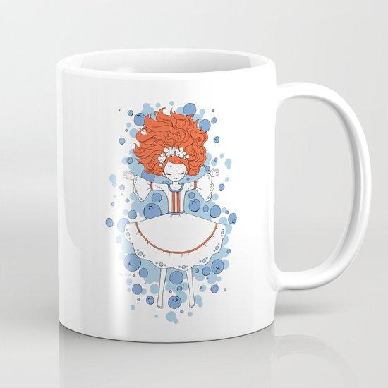 Blueberry Dream Coffee Mug