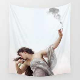 Smokeshow Wall Tapestry