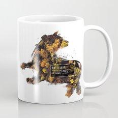 Hufflepuff Nature Mug