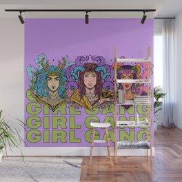 Girl Gang (Boss Babe Series) Wall Mural