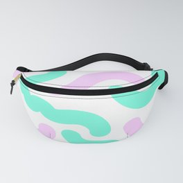 Pastel Wiggles Fanny Pack