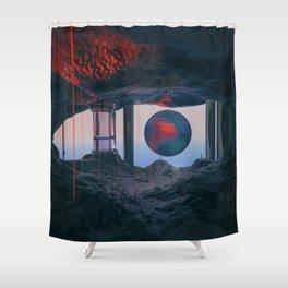 EGFX SECRET LAB M216 Shower Curtain