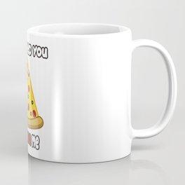 Eat Me Pizza Coffee Mug