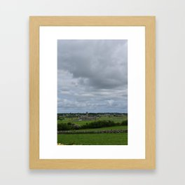 Irish Castle Framed Art Print