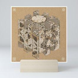 Hellraiser Puzzlebox C Mini Art Print
