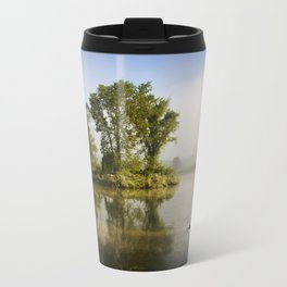 Island Trees Travel Mug