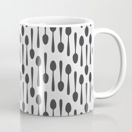 Kitchen cutlery spoons Coffee Mug