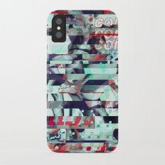 Glitch Decon 3 Slim Case iPhone X