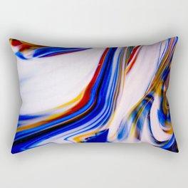 Melting Days Rectangular Pillow