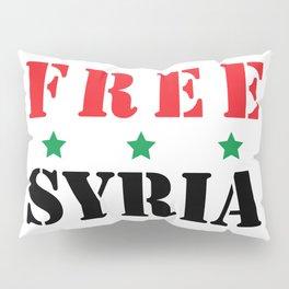 FREE SYRIA Pillow Sham
