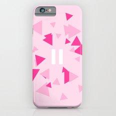 Opposite III Pause Pink Slim Case iPhone 6s