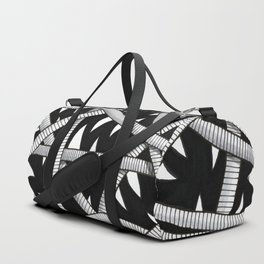 Cords and Spikes Duffle Bag