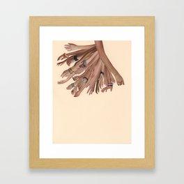 One Makes All Framed Art Print
