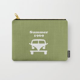 Summer 1969 - Green Carry-All Pouch