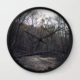 The Gather Place Wall Clock