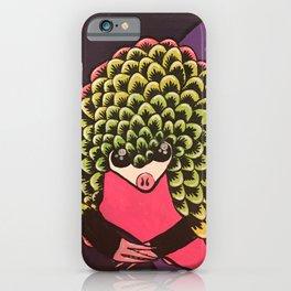 Funky Pangolin iPhone Case