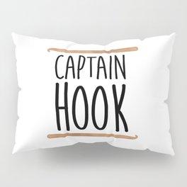Captain Hook Pillow Sham