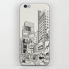 The Heart Beats In Its Cage iPhone & iPod Skin