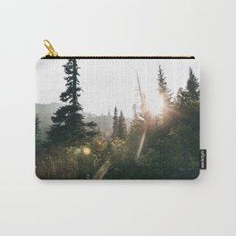 Sunny Forest II Carry-All Pouch