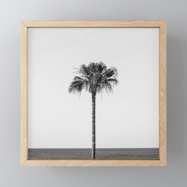 Palm Framed Mini Art Print