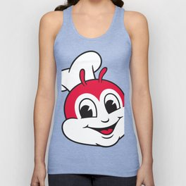 Have a Jollibee Afternoon Unisex Tank Top