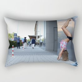 Ballerina Project I Rectangular Pillow