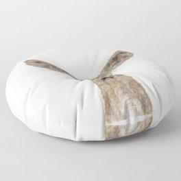 little deer fawn Floor Pillow