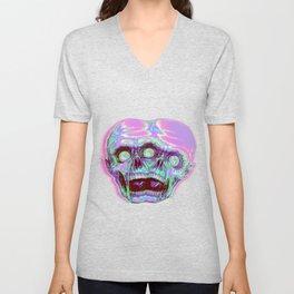 Siamese zombie Unisex V-Neck