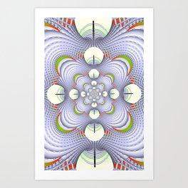 Tholian Web 5 : iPhone & iPod Skins / iPhone Cases / Stationery Cards, Art Print Art Print