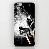 mf doom iPhone & iPod Skins featuring MF Doom by Tommy Cash