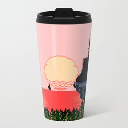 The  Morning  Sun  Vanquished  The  Horrible  Night Travel Mug