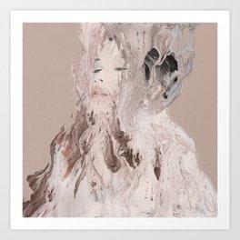untitled05-2018 Art Print